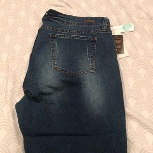 KUT boyfriend jeans